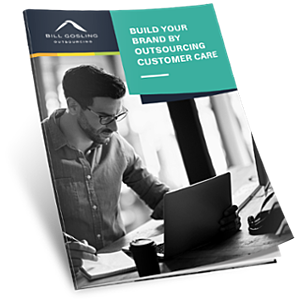 1 -build your brand by outsourcing customer care