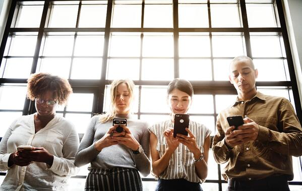 Communicating with Customers through Technology